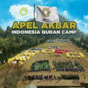 Apel Akbar – Peresmian Agenda Indonesia Quran Camp KU 2019