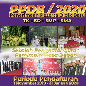INFO PPDB 2020 – Sekolah Tahfizh Plus Khoiru Ummah