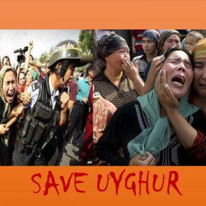 Khoiru Ummah : SAVE UYGHUR